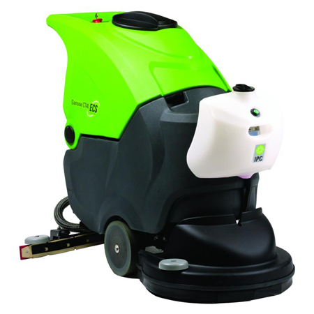10/13GAL 20IN AUTOMATIC SCRUBBER TRACTION DRIVE MICRO