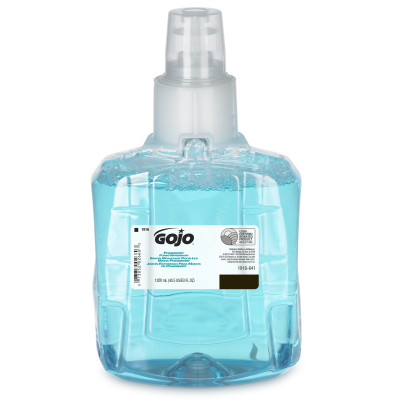 GOJO LTX-12 POMEBERRY FOAM HANDWASH LIGHT BLUE 1200ML