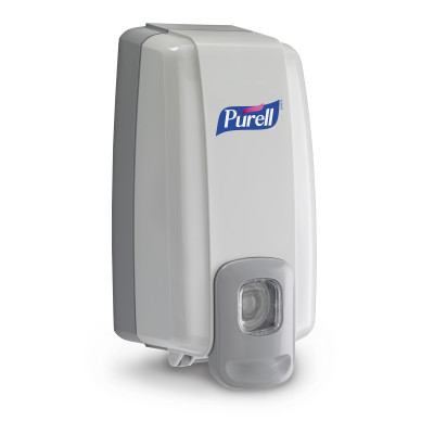 PURELL NXT-10 SPACE SAVER DISPENSER MANUAL DOVE GRAY