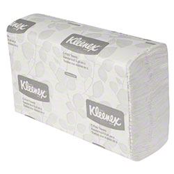 KLEENEX C-FOLD TOWEL 10.125IN X 13.15IN WHITE