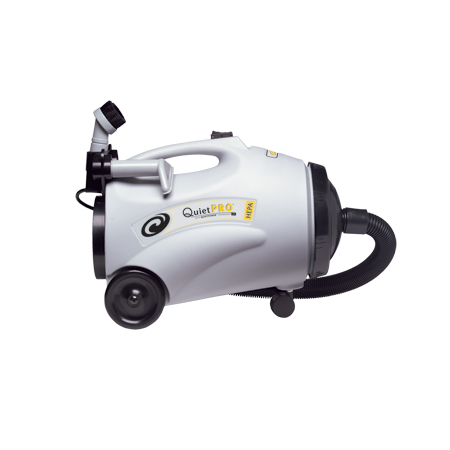 QUIETPRO CN HEPA VACUUM WITH XOVER FLOOR TOOL KIT D
