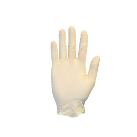 STRETCH SYNTHETIC VINYL EXAM GLOVES POWDER FREE SM 100/BX