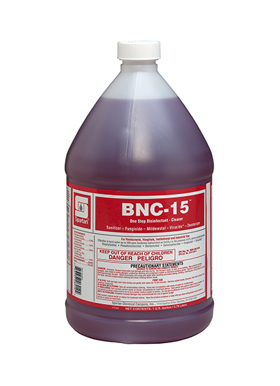 BNC-15 ONE STEP NON-ACID