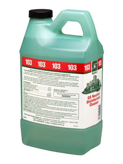 CLEAN ON THE GO GREEN