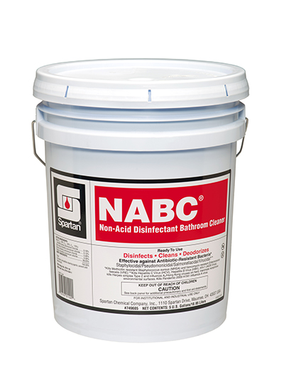 NABC NON-ACID DISINFECTANT