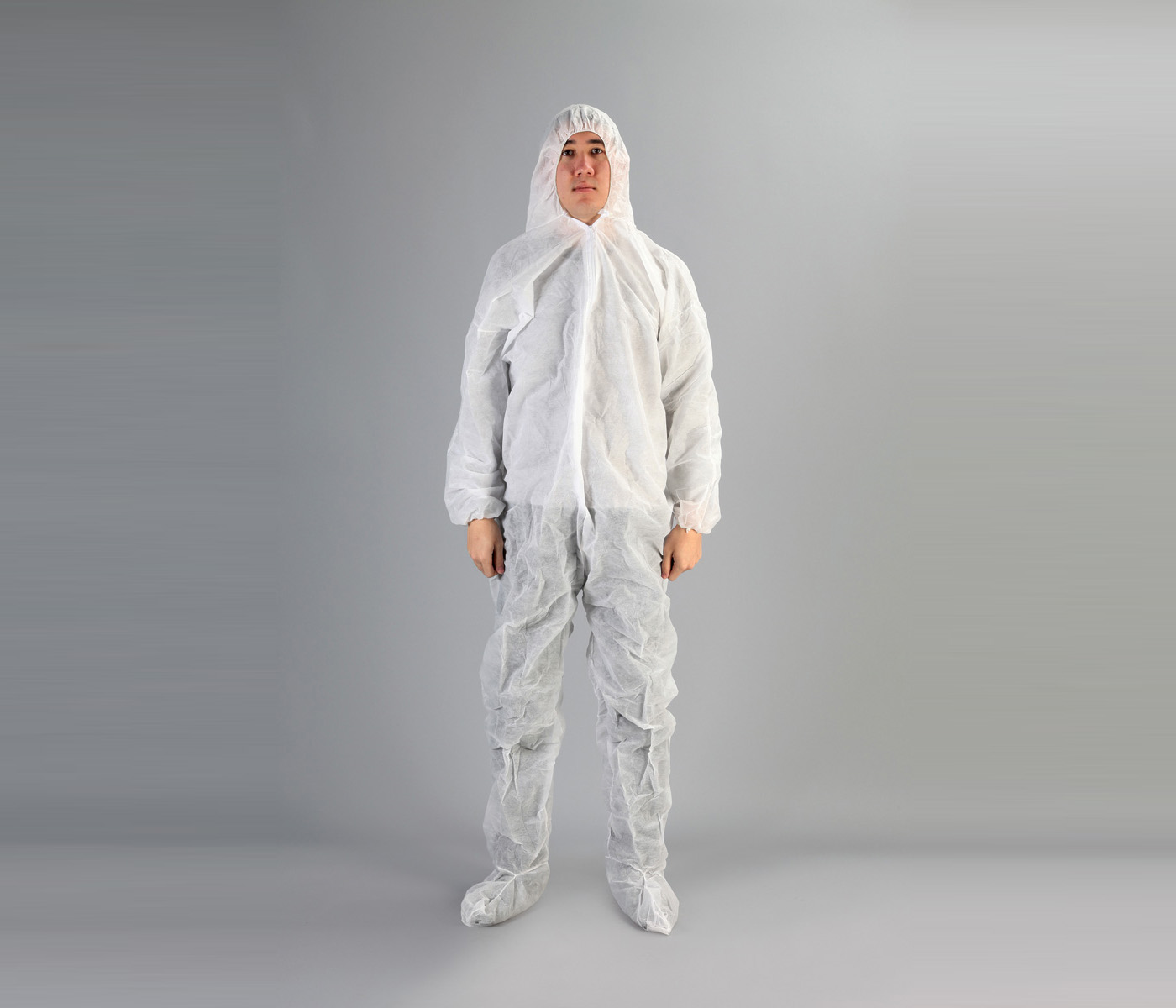 30G POLYPROPYLENE COVERALLS 